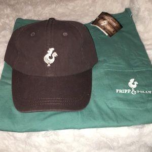 Fripp & Folly Shirts - 💲✂️Fripp & Folly Fishing Hooks Logo Tee and Hat